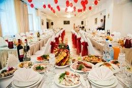 Скидка 10% при заказе банкетов, юбилеев и свадеб и любых торжеств