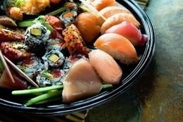 Скидки 40% на все суши