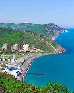 Акция «Курорты краснодарского края по выгодным ценам»