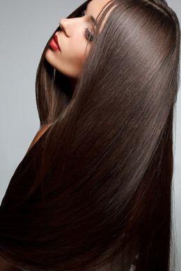 Акция «Наращивание волос + придание формы (стрижка) в подарок»
