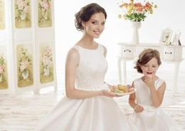 Скидка 20% на свадебные платья
