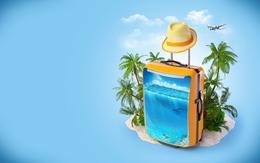 Акция «Забронируй тур на море до 31 декабря — получи в подарок чемодан»