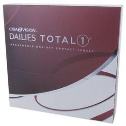 Скидка 27% при покупке 60 однодневных линз Dailies Total 1 (Alcon)