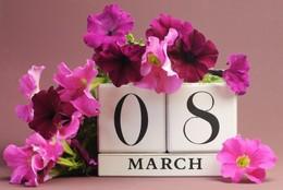 Акция «8 марта для всех девушек посещение тренажерного зала бесплатно»