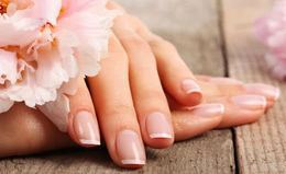 Красота и здоровье Акция «Запечатывание ногтей - в подарок» До 30 ноября
