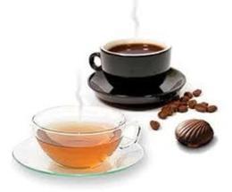 Акция «При заказе блюда из меню завтраков – кофе (американо) или чай в подарок»