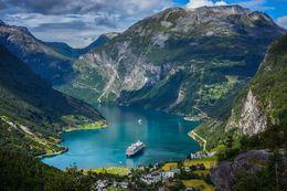 Акция «Горящий тур в Норвежские Фьорды по невероятно низкой цене»