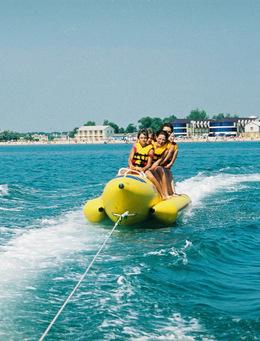Акция «Спецпредложение в июне: отдых на Черном море (Затока, Железный порт, Коблево)»