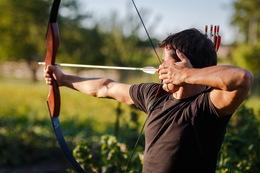 Скидка 20% на обучение стрельбе из рекурсивного, блочного лука, арбалета для детей и взрослых