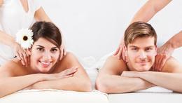 Акция на массаж-релакс