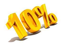 Скидка 10% на проживание в будние дни