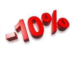 Скидка 10% студентам и именинникам