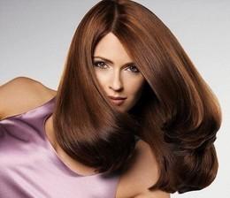 Коррекция бровей в подарок при окрашивании волос или стрижке