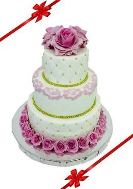 Декор торта в подарок
