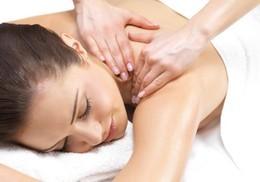 Скидка 25 % на массаж
