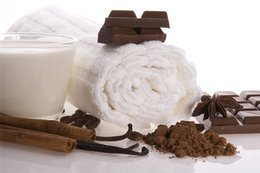 Скидка 10% на антицеллюлитный уход «Шоколад»