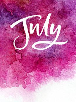 Бьюти-календарь на июль 2018 в «Академи»
