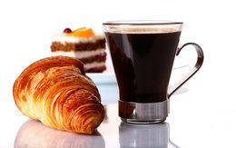 Акция «Кофе + круассан = скидка на круассан 70 копеек»