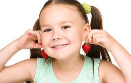 Акция «Подарок детям до 7 лет при проколе ушей»