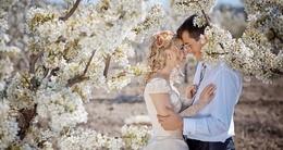 Скидки на весеннюю свадьбу 15%
