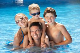 Бесплатное посещение бассейна детям до 16 лет