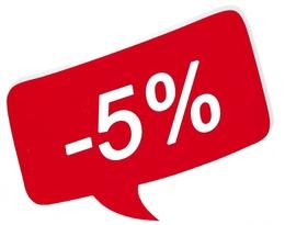 Скидка 5% слушателям от предприятий, действительных членов БелТПП