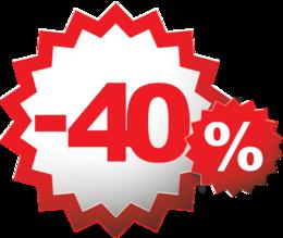 Скидка 40% на наручные часы