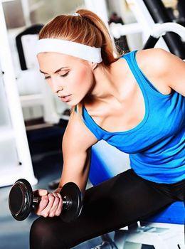 Спорт Скидка 50% на абонемент в зал для новых клиентов + 50% скидка на абонемент на персональные занятия с инструктором До 6 июля
