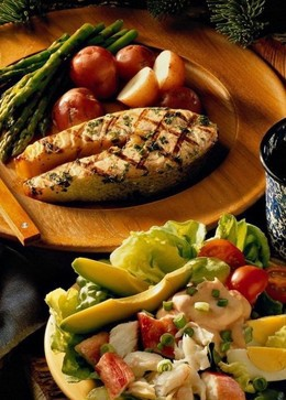 Скидка 30% на сезонное меню от шеф-повара с пн по пт с 12.00 до 16.00