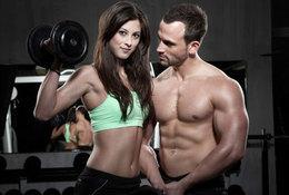 Акция «Любовь и фитнес»