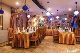 Скидка 10% на меню кухни при заказе свадеб