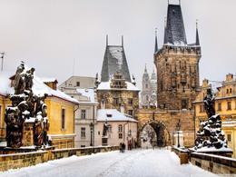 Акция на тур в Прагу