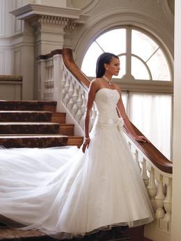Распродажа свадебных платьев: скидки до 80%