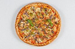 Акция «При заказе от 3 пицц — пепси в подарок»