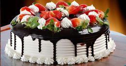Торт в подарок при заказе банкета