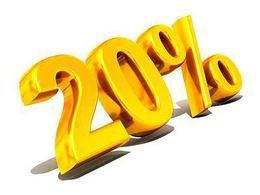 Скидка 20% на отдых в агроусадьбе