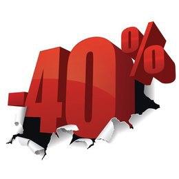 Скидка 40% на 16 академических часов обучения