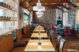 Кафе и рестораны Акция «Каждый 10-ый обед из двух блюд—бесплатный» До 31 декабря
