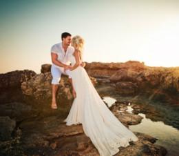 Специальное предложение для молодоженов: Удивительная и красивая свадьба на Кипре
