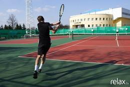Акции от школы тенниса