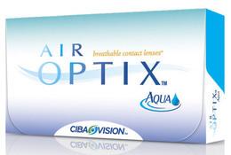 Красота и здоровье Акция «Пара линз Air Optix Aqua в подарок» До 30 апреля