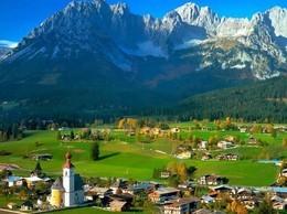 Акция «Автобусный тур в Австрию за 6 748 200 руб.»