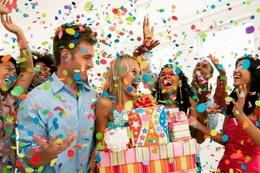 Кафе и рестораны Скидка 10% именинникам в честь Дня Рождения До 31 августа
