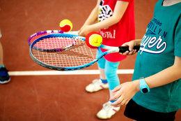 Акция «Уикэнд теннис: скидка 25% в выходные дни для детей 3+ и взрослых»