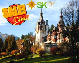 Акция на тур «Все тайны Румынии»