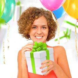 Кафе и рестораны Акция «Подарок именинникам» До 31 декабря