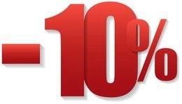 Скидка 10% на абонемент при посещении двух и более направлений