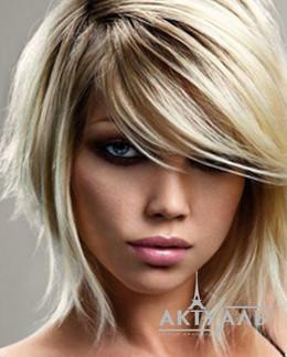 Модельная стрижка волос и укладка со скидкой 20%