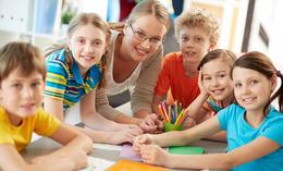 Скидка 5% для детей со 2-го года обучения