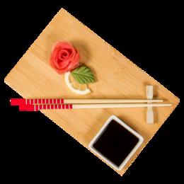 Акция «При заказе суши, японский гарнир - бесплатно»